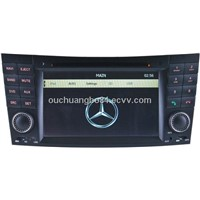 Ouchuangbo car GPS navigation for Mercedes Benz CLS W219 OCB-8797
