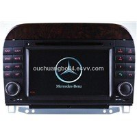 Ouchuangbo central multimedia player for Mercedes Benz S280 OCB-8800
