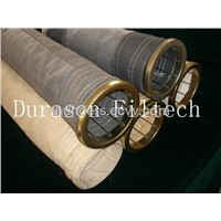 PTFE coated Basalt pulse jet filter bag