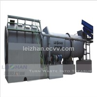 Paper Industry Equipment Drum Pulper / Paper Pulp Machine