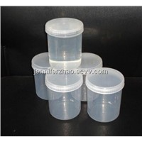 Plastic Clear Tub, 600g Tub with lid ,Plastic Bucket, China Manufacture