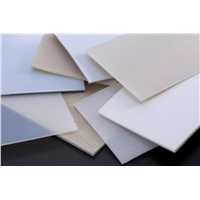 Polyester & Glass Fiber Backed PVDF Sheet