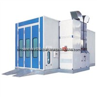 Popular Baking Room Paint Spray Booth (SSB80)