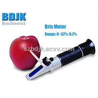 Portable Brix Meters / Sugar Testers / Concentration Meter