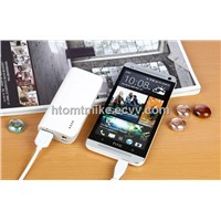 Portable External Battery Charger Power Bank for Mobile Cell Phone