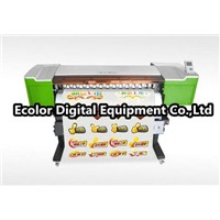 Printing and Cutting Machine, EC-4000, 1.2m, Printer with Cutter