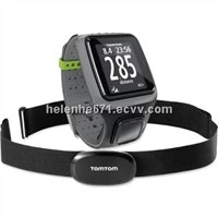 Runner GPS Watch with Heart Rate Monitor