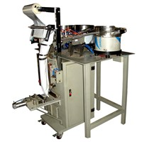 Screw packing machine