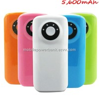 Shenzhen 5600mAh Mobile Power Bank Station for Samsung Galaxy SIII