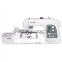 Singer XL 550 Futura Sewing Embroidery Machine