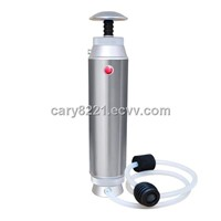Soldier water filter