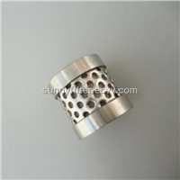 Stainless steel foot valve/bottom valve for hydraulic support
