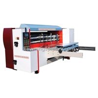 TS NC-Auto Rotary Die-Cutting machine (Lead edge feeding