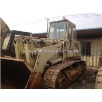 Used CAT Standard Crawler 973 Loader Japan Original