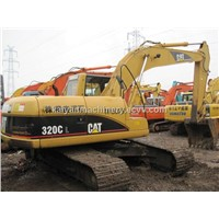 Used Crawler Excavator Caterpillar 320CL/ CAT 320CL Very Good Condition