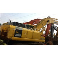 Used Komatsu Crawler Excavator PC300-7 All Original