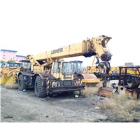 Used Liebherr LTM1025 truck crane for sale in Shanghai, China