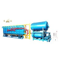 Vacuum Type EPS Block Molding Machine