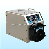 WG600S+YZ35 (pps) Large torque Intelligent Dispensing Pumps,flow rate:10-13000ml/min.
