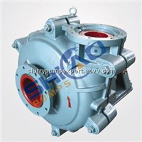 Wear resistant slurry centrifugal pump
