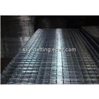Welded Wire Mesh with Solid Construction