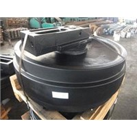 ZAX870-5 idler for Hitachi excavator
