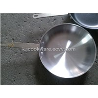 aluminum frying pan skillet in aluminum