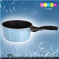 environmental non-stick aluminium saucepan