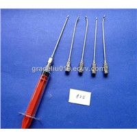 fat grafting cannulas for facial Luer-lock dia 2.5mm