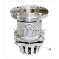 foot valve/stainless steel ball valve/3 way ball valve