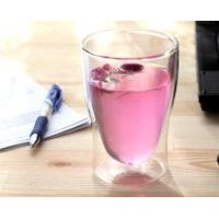 heat resistant glass cup without handle