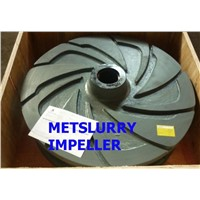 high head slurry pump impeller