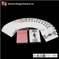 high quality cost paper game card printing