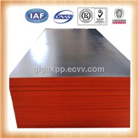 hot sale two times hot press building plywood China