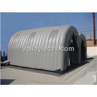 Inflatabe Car Garage Tent Spray Booth Shelter