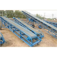 mobile grain conveyor