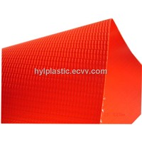 pvc tarpaulin fabric for flexible ventilation duct