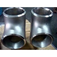 stainless steel butt-weld tee pipe fittings traders