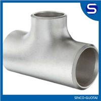 steel pipe fitting tee