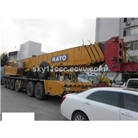 Used Kato NK1200 Truck Crane Original from Japan