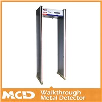 walkthrough metal detector,metal detector gate price MCD-200