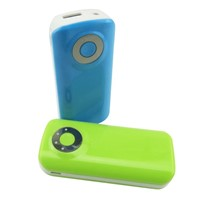 whosale portable power bank charger 5600mah
