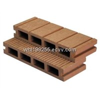 wood plastic composite flooring /decking