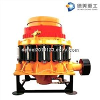 compound spring cone crushers