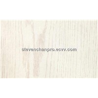 Wood grain film,PVC decorative sheet( white oak) Model:81102-01