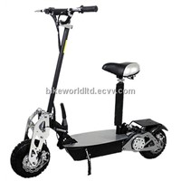 Brand New 2014 Super Turbo 1200 Watt Electric Motor Scooter