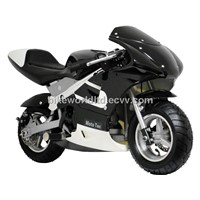 Gas Powered 33cc 2-Stroke Pocket Bike