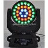Hot Sale 36*10W RGBW 4IN1 LED Moving Head Wash Light