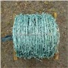PVC Coated Barbed Wire Fence Mesh (anping manufacturer)