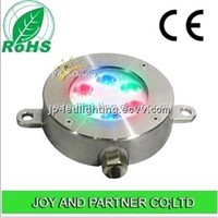 6W RGB LED underwater swimming pool lights